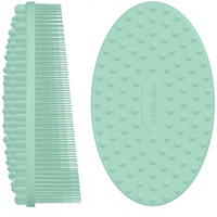 Double Dare I.M. Buddy - Массажная силиконовая щетка мятная