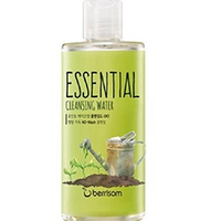 Berrisom Essential Cleansing Water - Sprout - Очищающая вода 300 мл