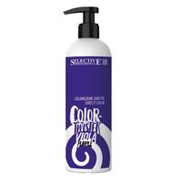 Selective Color Twister Purple - Ухаживающая краска для волос прямого действия с кератином (фиолетовый) 300 мл