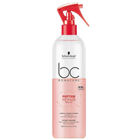 Schwarzkopf BC Bonacure Peptide Repair Rescue Spray Conditioner - Спрей-кондиционер для волос 400 мл
