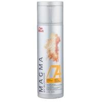 Wella Magma By Blondor - Краска для цветного мелирования /74 коричнево-махагоновый 120 г