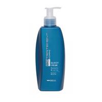 Brelil Bio Traitement Homme Glossy Cream - Крем для укладки с эффектом мокрых волос 200 мл