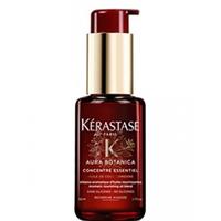 Kerastase Aura Botanica Concentre Essentiel - Концентрат для сияния здоровых волос 50 мл