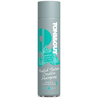 Toni&Guy Tousled Texture Creation HairSpray - Лак-спрей для волос легкая фиксация для естественных укладок 250 мл