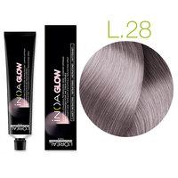 L'Oreal Professionnel Inoa Glow Light Base - Kрем краска для волос (светлая база) 28 песочно-розовый 60 мл