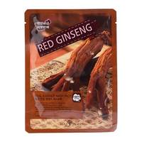 May Island Real Essence Red Ginseng Mask Pack - Маска для лица тканевая 25 мл