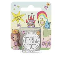 Invisibobble Kids Princess Sparkle - Резинка для волос с подвесом (прозрачная с блёстками)