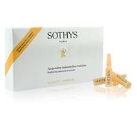 Sothys Brighening Essential Ampoules - Ампульный концентрат для выравнивания тона и сияния кожи 7*1,5 мл