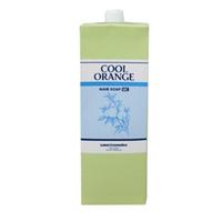 Lebel Cool Orange Hair Soap Ultra Cool - Шампунь для волос «Ультра Холодный Апельсин» 1600 мл