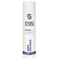Hair Company Double Action Sebo Balance Shampoo - Шампунь регулирующий работу сальных желез 250