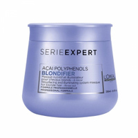 L'Oreal Professionnel Еxpert Blondifier Masque - Маска-сияние для волос восстанавливающая 250 мл