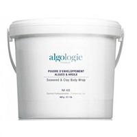 Algologie Seaweed & Сlay Body Wrap - Пудра для обертывания на основе морских водорослей и глины 600 г