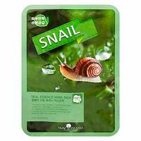 May Island Real Essence Snail Mask Pack - Маска для лица тканевая 25 мл