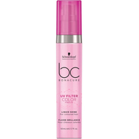 Schwarzkopf BC Bonacure Color Freeze UV Filter Liquid Shine - Сыворотка для блеска 50 мл