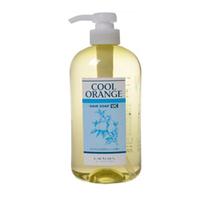 Lebel Cool Orange Hair Soap Ultra Cool - Шампунь для волос «Ультра Холодный Апельсин» 600 мл