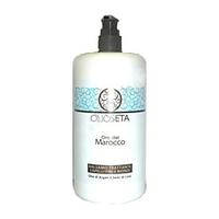 Barex Olioseta Oro del Marocco Hydrating Conditioner - Увлажняющий кондиционер для тонких и светлых волос с маслом арганы и семян льна 750 мл