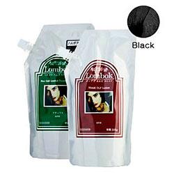 Gain Cosmetic Black Lombok Original Set Black - Система для ламинирования волос (черная)  2*500 г