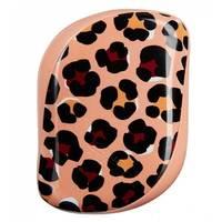 Tangle Teezer Compact Styler Apricot Leopard - Расческа для волос (персиковый)