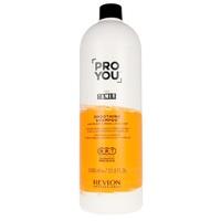 Revlon Professional ProYou Tamer Smoothing Shampoo - Шампунь разглаживающий для вьющихся и непослушных волос 1000 мл