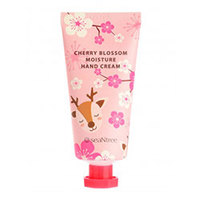Seantree Cherry Blossom Moisture Hand Cream - Крем для рук экстракт вишни 30 мл