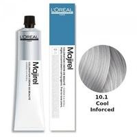 L'Oreal Professionnel Majirel Cool Inforced - Крем-краска очень очень светлый блондин пепельный 10.1 50 мл