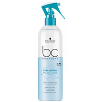 Schwarzkopf BC Bonacure Hyaluronic Moisture Kick Spray Conditioner - Спрей-кондиционер для волос 400 мл