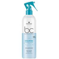 Schwarzkopf BC Bonacure Hyaluronic Moisture Kick Spray Conditioner - Спрей-кондиционер для волос 400 мл