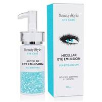 Beauty Style Eye Emulsion - Эмульсия для демакияжа глаз и губ 120 мл