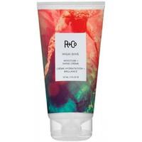 """R+Co High Dive Moisture + Shine Сreme - Увлажняющий крем для блеска """"глубокое погружение"""" 147 мл"""