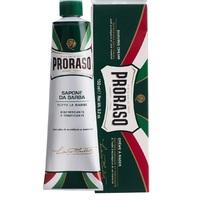 Proraso Green Line Shaving Soap In A Tube - Мыло для бритья в тубе 150 мл