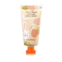 Seantree Sweet Peach Moisture Hand Cream - Крем для рук с экстрактом персика 30 мл
