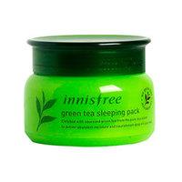 Innisfree Greentea Sleeping Pack - Ночная маска для лица 80 мл
