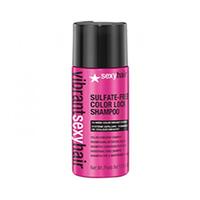 Sexy Hair Vibrant Shampoo - Шампунь для сохранения цвета 50 мл