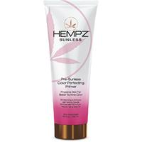 Hempz Pre-Sunless Color Perfecting Primer - Подготавливающая основа перед автозагаром и солярием 250 мл