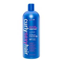 Sexy Hair Curly Color Safe Curl Defining Conditioner - Кондиционер для кудрей без сульфатов и парабенов 300 л