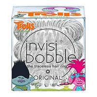 Invisibobble Original Trolls - Резинка для волос (прозрачный) 3 шт