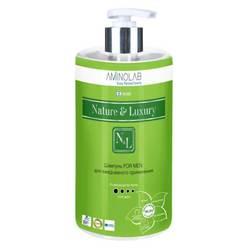 Nature & Luxury For Men Shampoo - Шампунь для ежедневного применения 730 мл