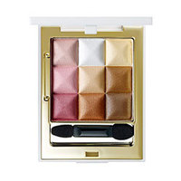 Seantree 3X3 Cube Eye Eyeshadow Color Pink Brown - Палетка теней для век тон 04 (розово-коричневый) 3*10 г