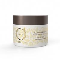 Barex Olioseta Oro Di Luce Mask - Маска-блеск с протеинами шелка и семенем льна 500 мл