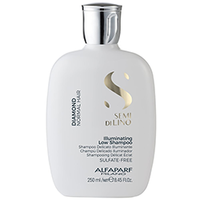 Alfaparf Semi Di Lino Diamond Illuminating Shampoo - Шампунь для нормальных волос придающий блеск 250 мл