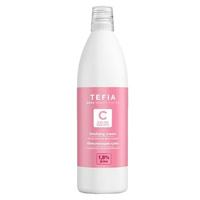 Tefia Color Creats Oxidizing Cream - Окисляющий крем с глицерином и альфа-бисабололом 1,8% 1000 мл