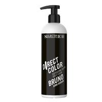 Selective Direct Color Darк Brown - Ухаживающая краска (темно-коричневый) 300 мл