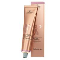 Schwarzkopf BlondMe White Blending Caramel - Осветляющий крем для седых волос карамель 60 мл