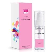 Beauty Style Harmony Oxygen Foam - Кислородная пенка для умывания с хлопком 150 мл