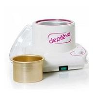 Depileve Нагреватель с крышкой для воска/парафина для банок 400 гр