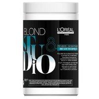 L'Oreal Professionnel Blond Studio - Универсальная пудра для мультитехник 500 гр