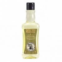 Reuzel 3 In 1 Tea Tree Shampoo - Шампунь 3 в 1 350 мл