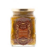 La Sultane De Saba Black Soap Argan - Черное мыло из аргана 300 мл