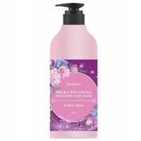 Deoproce Milky Relaxing Body Wash Floral Musk - Гель для душа (цветочный мускус) 750 г