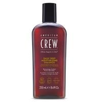 American Crew Daily Deep Moisturizing Shampoo - Ежедневный увлажняющий шампунь 250 мл